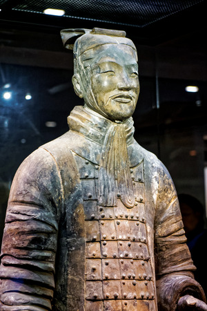 Terracotta Army Museum in Qin Shihuang, Xi'an, Shaanxi