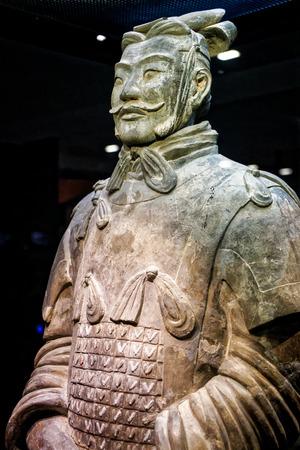 Terrakotta-Armeemuseum in Qin Shihuang, Xi'an, Shaanxi