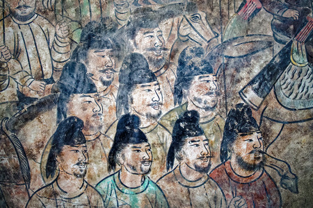 Tomb of Prince Edward, Xian, Shaanxi