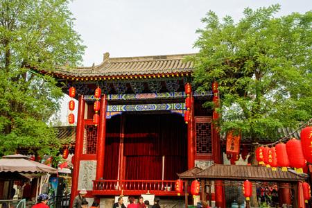 Yongxing Square Food Street, Xian, Shaanxi
