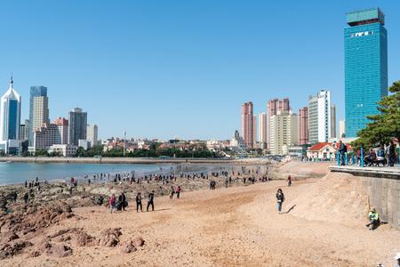 qingdao scenery 新聞圖片