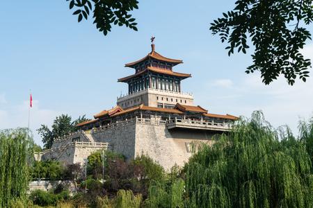 Liberation Pavilion, Jinan, Shandong