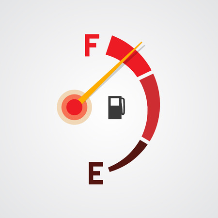 gas tank illustrations  Vector