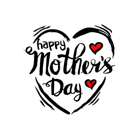 happy: Happy Mothers Day card