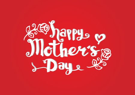 mothers day card: Happy Mothers Day card