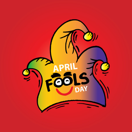 April fools day design.