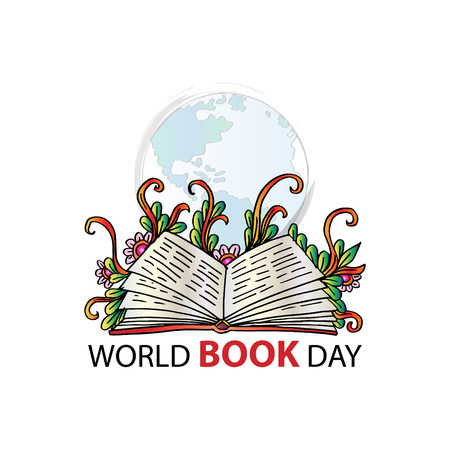 World Book Day concept