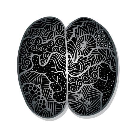Human Brain concept.