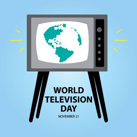 World Television day. November 21