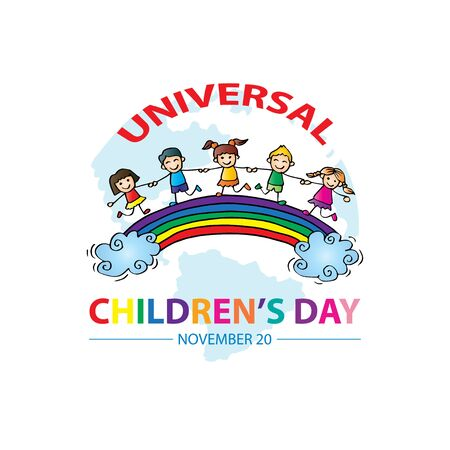 Universal Childrens Day. November 20