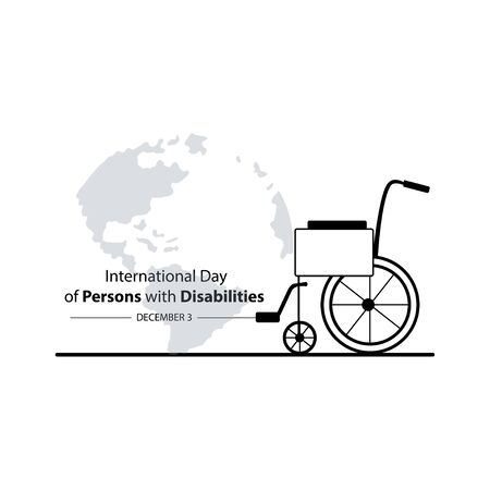 International Day of Disabled Persons. December 3