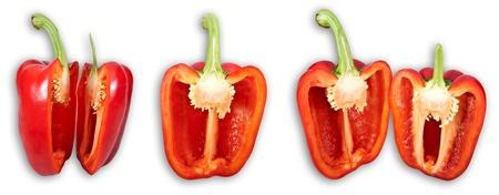 peper: Bell pepper set