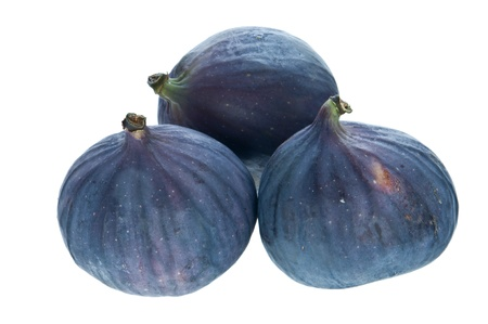 Three figs Stock Photo - 10711961