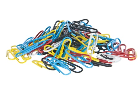 Paperclips Stock Photo - 10712022