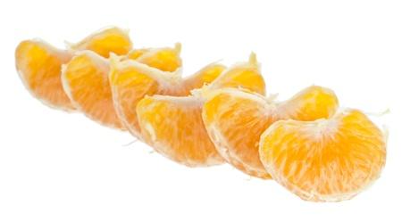 mandarine: Mandarine pieces