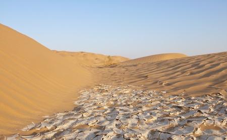 to rub: The Rub Al Khali Desert