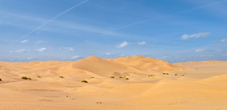 The Rub Al Khali Desert photo