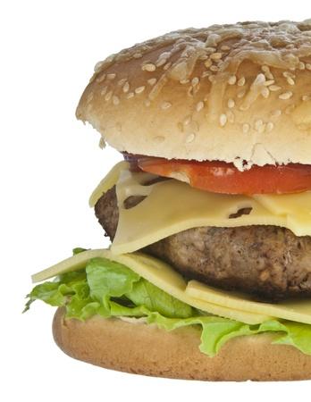 custom made: Custom made Cheeseburger