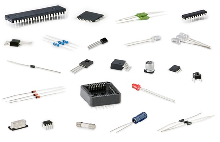 capacitor: Electronic components