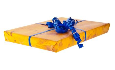 Single gift Stock Photo - 11801564