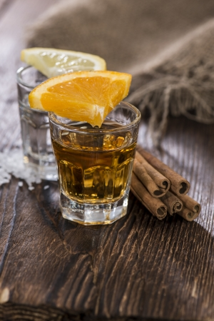 Tequila shots photo