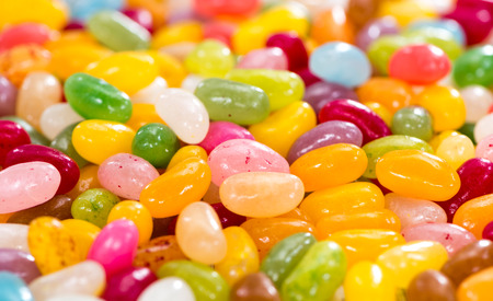 jelly beans: Colorfull Jelly Beans for use as background or as texture