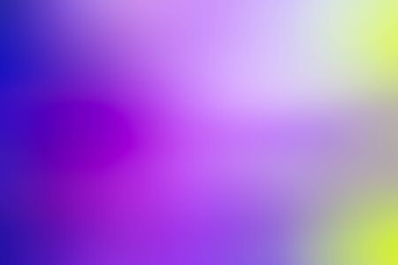 Abstract defocused gradient blue and green background template