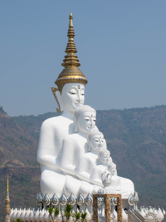 episode: White Buddha fifth episode in khao ko thailand