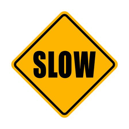 Slow Vector Sign
