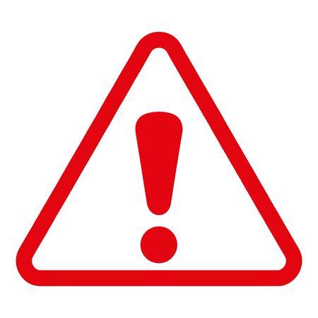 Harmful Symbol, Warning sign, Vector illustration,.
