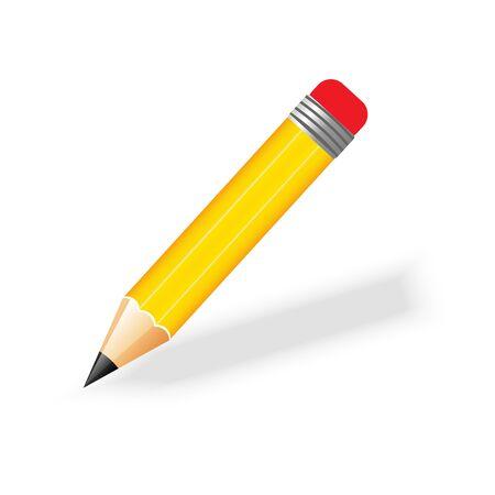 Pencil vector Illustration Imagens - 148849101