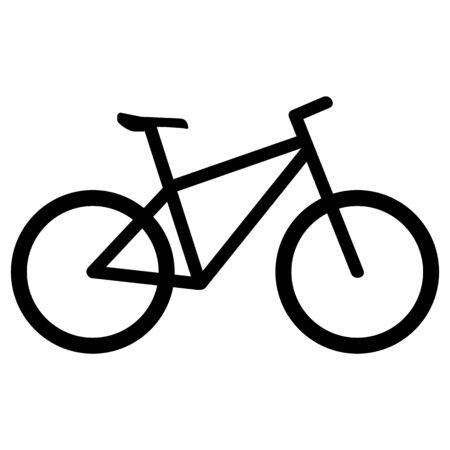Bike icon vector Imagens - 148690715