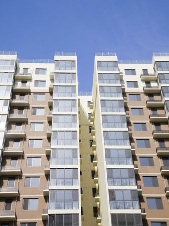 apartment building Stock Photo - 4571545