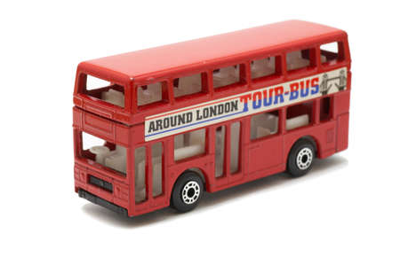 london bus. Stock Photo - 4599194