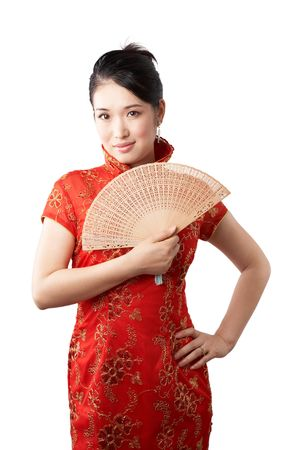 asian woman portrait photo