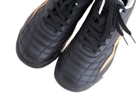 isolated sports shoes photo