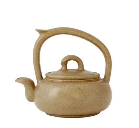chinese traditional teapot. photo