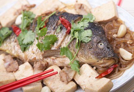 pesce cotto: pesce cotto