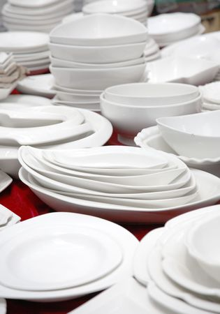 dinnerware Stock Photo - 5280987