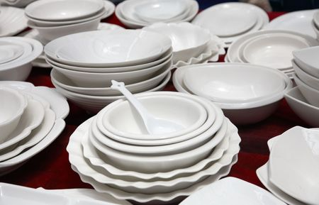dishware Stock Photo - 5285986