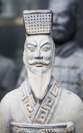 terracotta: terracotta warrior