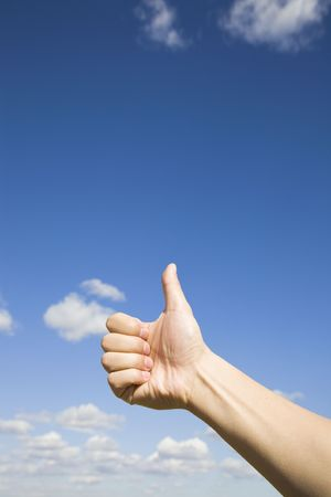 Thumbs Up Stock Photo - 5888214