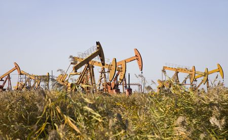 oil well photo