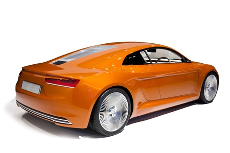 sportcar: car Stock Photo