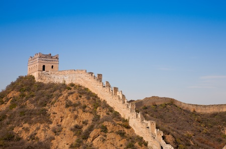 ancient castle of China photo