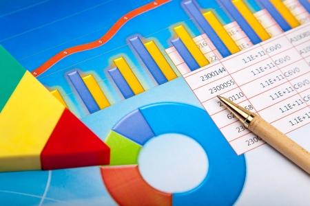 analyse: Graphe financi�re