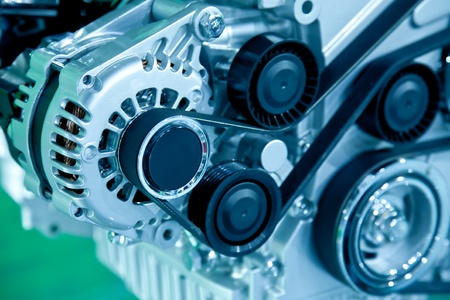 Car engine  Stock Photo - 9510341