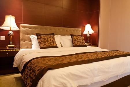 hotel interior, Super 8 Hotel, Tianjing, China Stock Photo - 11249293