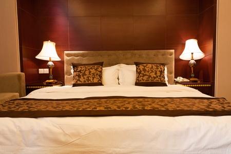 kingsize: hotel interior, Super 8 Hotel, Tianjing, China