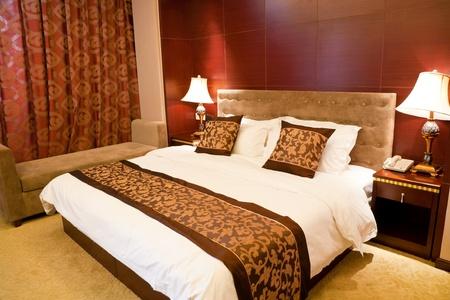 hotel interior, Super 8 Hotel, Tianjing, China